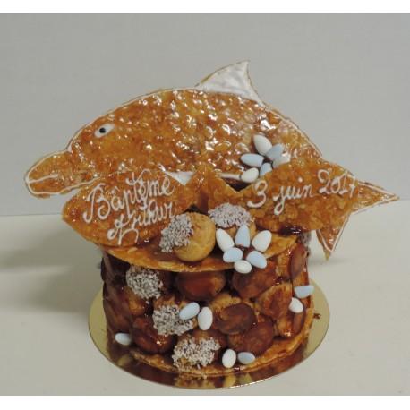 Poisson Gâteau de naissance