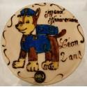 Chase Pat patrouille Gâteau d'anniversaire