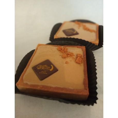 Tarte chocolat dulce