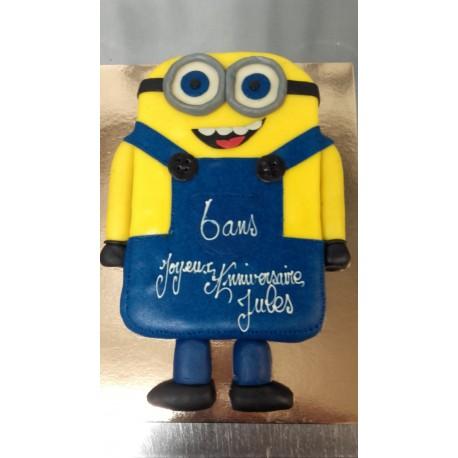 Minions Gâteau d'anniversaire