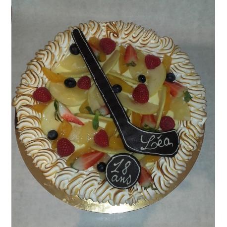 Hockey Gâteau d'anniversaire