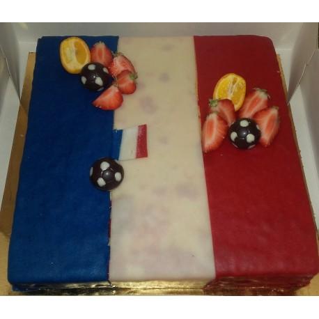 France Gâteau d'anniversaire