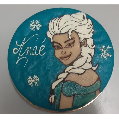 La reine des neiges Gâteau d'anniversaire