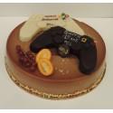 Console Gâteau d'anniversaire