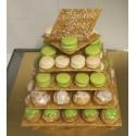 Pyramide Gâteau de naissance